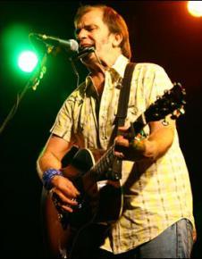 Steve Earle in concert